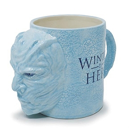 Game of thrones mug 3D night king