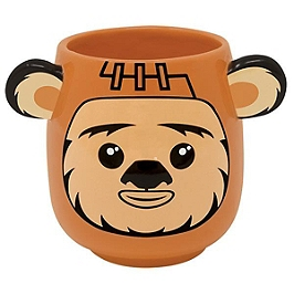 Star wars mug 3D ewok