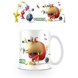 Pikmin mug attack