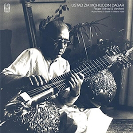 Ragas abhogi and vardhani, CD