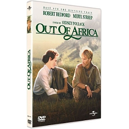 Out of Africa, Dvd