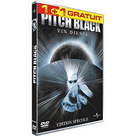Pitch black, édition collector, Dvd