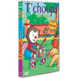 T'choupi : musicien, Dvd