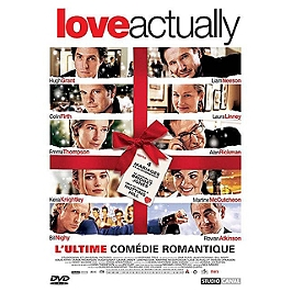 Love actually, Dvd