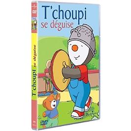 T'choupi vol 1 : t'choupi se déguise, Dvd
