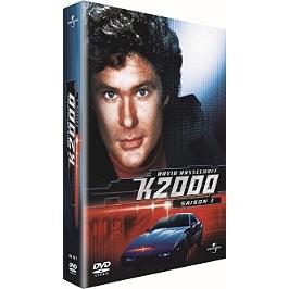 K 2000, saison 3, Dvd