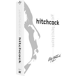 Coffret Hitchcock 7 films, Dvd