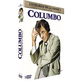 Columbo, saison 5, Dvd