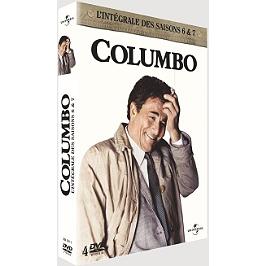 Columbo, saison 6 et 7, Dvd