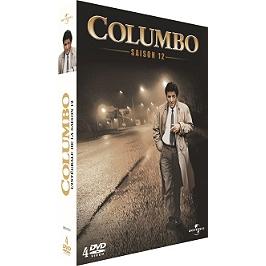 Columbo, saison 12, Dvd