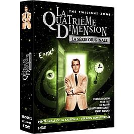 La 4eme dimension (serie originale) - saison 3, Dvd