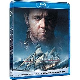 Master and commander : de l'autre cote du monde, Blu-ray
