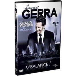 Laurent Gerra - Ca balance, Dvd