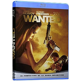 Wanted - choisis ton destin, Blu-ray