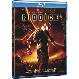 Les chroniques de Riddick, Blu-ray