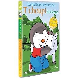 T'Choupi vol. 7 : T'Choupi à la ferme, Dvd