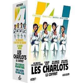 Coffret les Charlots, Dvd