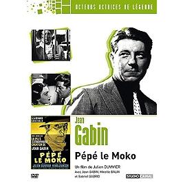 Pépé le moko, Dvd