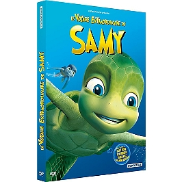Le voyage extraordinaire de Samy, Dvd