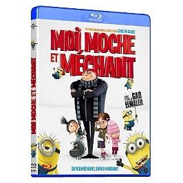 Moi, moche et méchant, Blu-ray