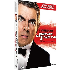 Coffret Johnny English 2 films : Johnny English ; Johnny English le retour, Dvd