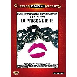 La prisonnière, Dvd