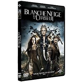 Blanche-Neige et le chasseur, Dvd