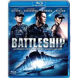 Battleship, Blu-ray