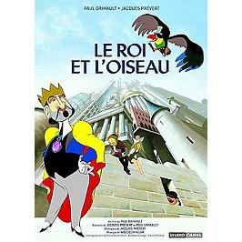 Le Roi et l'Oiseau, Dvd
