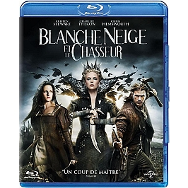 Blanche-Neige et le chasseur, Blu-ray
