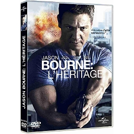 Jason Bourne, l'héritage, Dvd