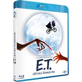 E.T. l'extraterrestre, Blu-ray
