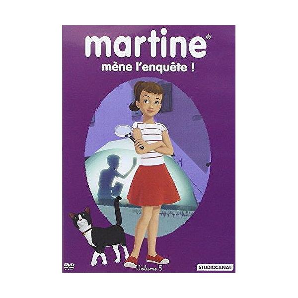 Martine Vol 5 Martine Mene L Enquete