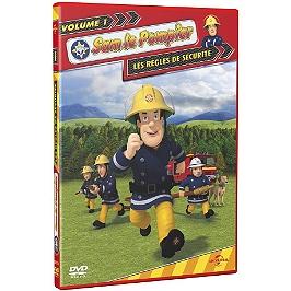 Sam le pompier, vol. 1 : les règles de sécurité, Dvd