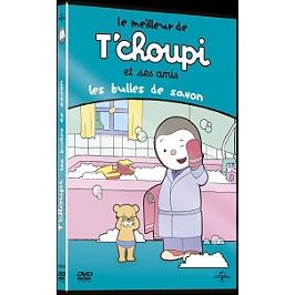 T'choupi et ses amis : les bulles de savon, Dvd