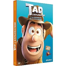Tad l'explorateur : à la recherche de la cité perdue, Dvd