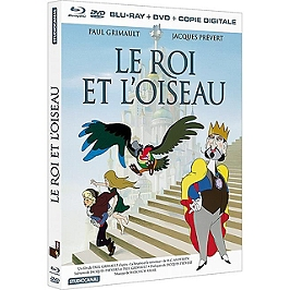 Le roi et l'oiseau, Blu-ray