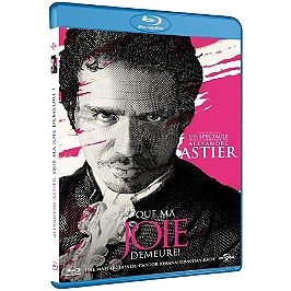 Alexandre Astier : que ma joie demeure !, Blu-ray