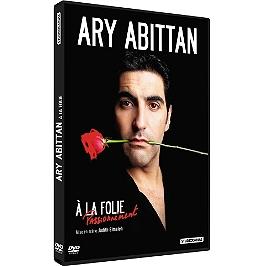 Ary Abittan, Dvd