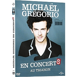 Michaël Gregorio en concerts au Bataclan, Dvd