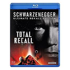 Total recall, Blu-ray
