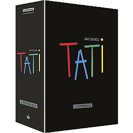 Coffret intégrale Jacques Tati, Dvd