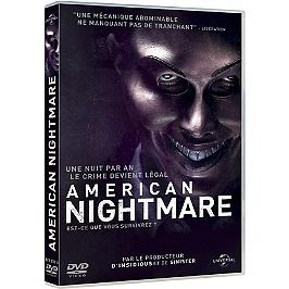 American nightmare, Dvd