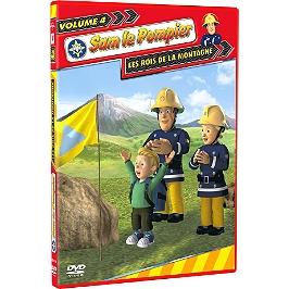 Sam le pompier, vol. 4 : les rois de la montagne, Dvd