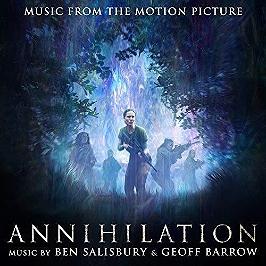 Annihilation, CD