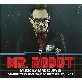 Mr. Robot (original television series soundtrack /vol.4), CD
