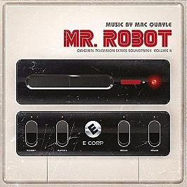 Mr. Robot (original television series soundtrack /vol.4), Vinyle 33T