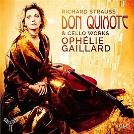 Don Quixote & cello works, CD Digipack