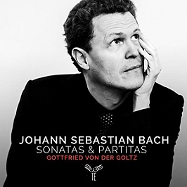Sonatas & partitas, CD