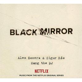 Black mirror hang the DJ (bof), CD Digipack